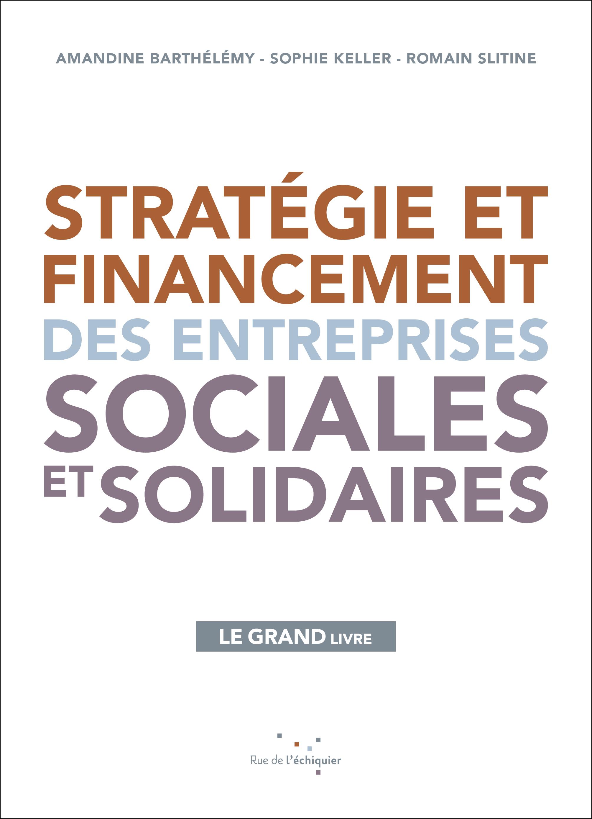 Grand Livre financement ESS_Photo couv