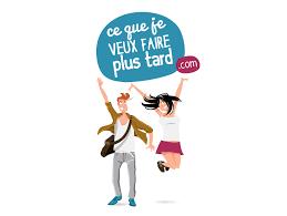 Logo CeQueJeVeuxFairePlusTard
